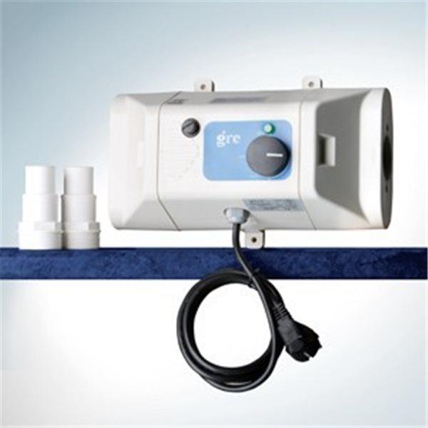 Calentador eléctrico Intercambiador de calor 3 Kw